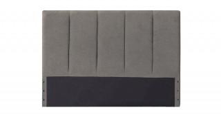 Tubes Headboard 140X200 Light Grey