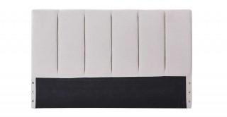 Tubes Headboard 160X200 Beige