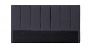 Tubes Headboard 180X200 Dark Grey