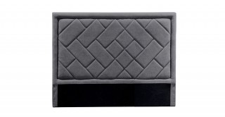 Tetris Headboard 140X200 Dark Grey