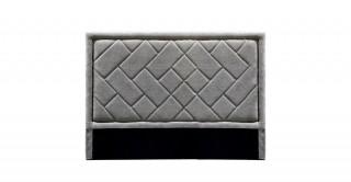 Tetris Headboard 160X200 Light Grey