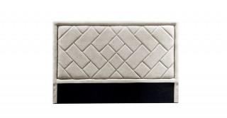 Tetris Headboard 200X200 Beige