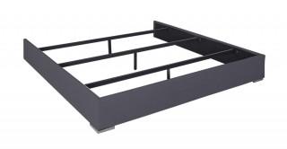Bed Base 200X200 Dark Grey
