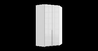 Nyc Corner Wardrobe With Glass Door