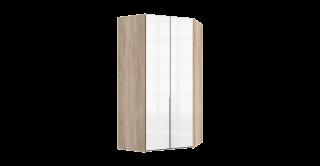 Nyd Corner Wardrobe Oak