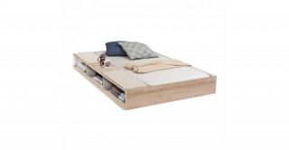 Duo Pull-Out Bed With Partitions 90 x 190 cm