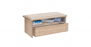 Duo Ottoman With Drawer