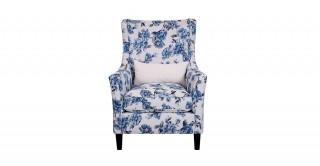 Casom 1 Seater Blue