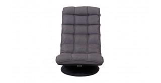 Pano Swivel Chair Smoke Grey