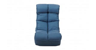 Dara Foldable Arm Chair Navy