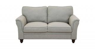 Burgas 2 Seater Sofa, Light Grey