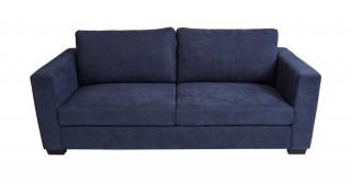 Wanoma 3 Seater Sofa - Blue