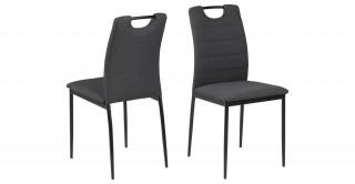 Dia Dining Chair, Grey