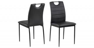 Dia Dining Chair, Black