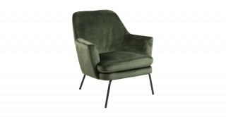 Chisa Arm Chair Green