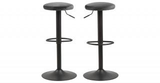Finch Bar Chair, Grey