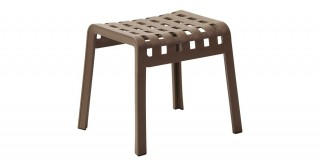 Poggio Stool - Brown