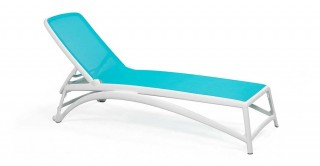 Atlantico Chaise Lounge - Blue