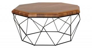 Lowa Coffee Table Walnut/Black