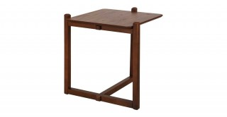 Trabzon End Table - Walnut