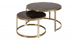 Quince Set Of 2 Coffee Tables