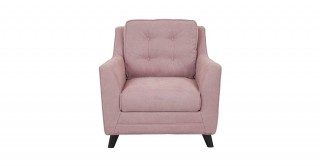 Bianca 1 Seater Sofa - Lilac