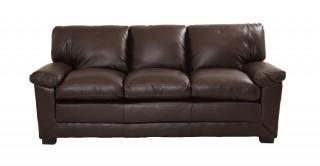 Dublin 3 Seater Sofa Brown