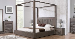 Stord Poster Bed 200 x 200