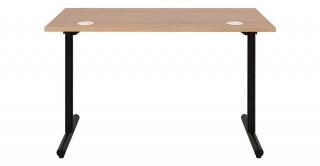 Drew Computer Table Oak