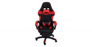 Hiro Office Chair Black/Red