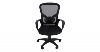 Karlis Office Chair Black
