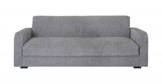 Doka 3 Seater Sofa Bed, Grey