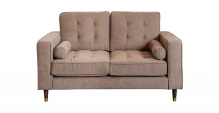 Vermont 2 Seater Taupe