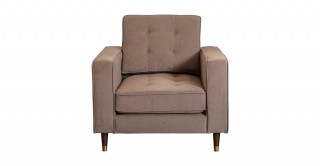 Vermont 1 Seater Taupe