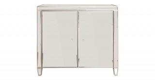 Fiyona Bar Cabinet - Silver