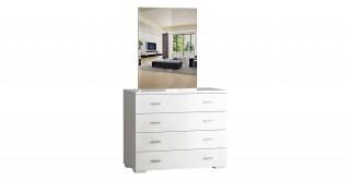 Faith Dresser With Mirror