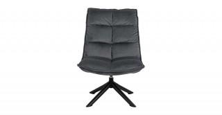 Storm Swivel Chair Grey