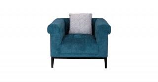 Darwin Arm Chair Blue