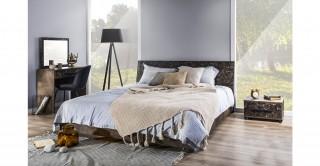 Letta Bed 180 x 200 Blackstone