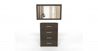 Frankfort Dresser Mirror - Brown