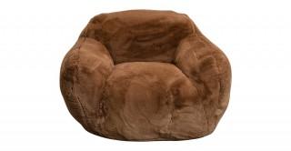 Victoria Snug Arm Chair Taupe