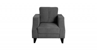 Liverpool 1 Seater Grey