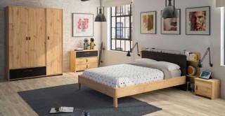 Arthus Kids Bed 120 x 200 cm