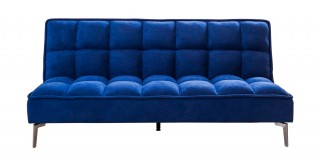 Jaro Sofa Bed Blue