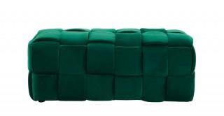 Chandler Ottoman Green