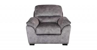 Perona 1 Seater Dark Grey