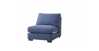 New Miami Modular Sofa 1Seater Armles