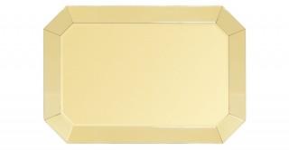 Bernice Mirror Gold