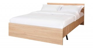 Luna Bed 160 x 200 Oak