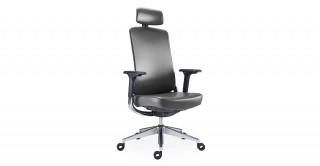 Hip Office Chair Grey